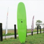 Tabla SUP soft verde